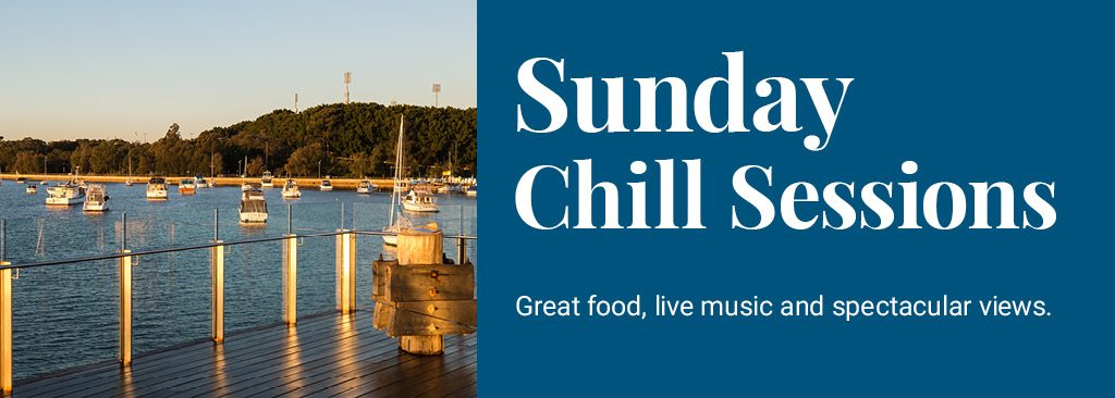 Haberfield Rowers Club & Restaurant - Sunday Chill Sessions
